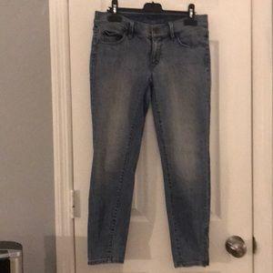 Loft Ankle Jeans